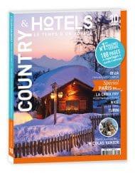 Couverture Country & Hotels numéro 10