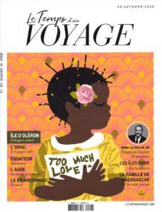 Couverture Le Temps d'un Voyage n°20