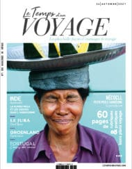 Couverture Le Temps d'un Voyage n°24